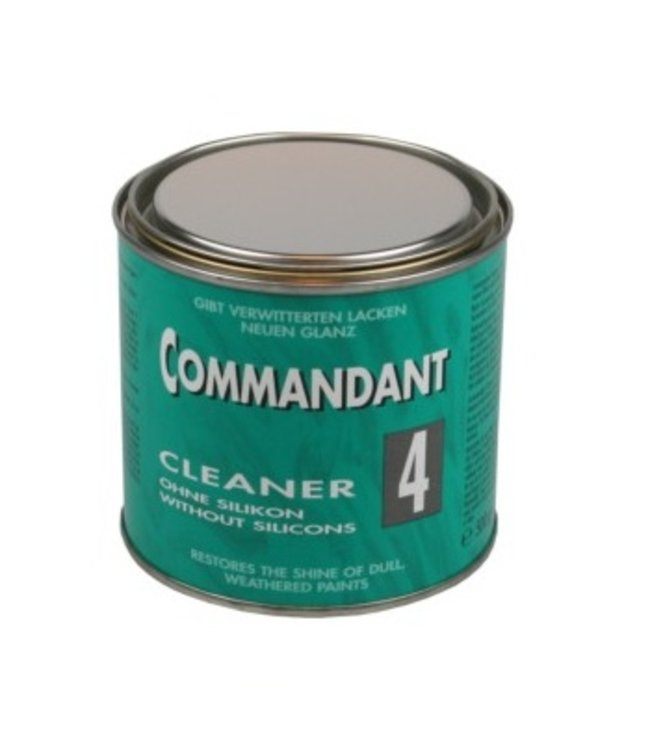 Commandant Cleaner nr. 4 blik 1 KG