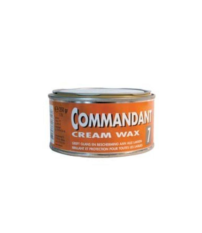 Commandant Cream wax nr. 7 blik