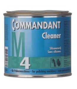 Commandant Cleaner nr. 4 machinaal