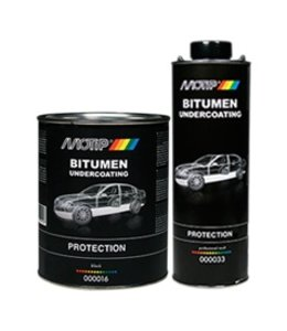 Motip Undercoating bitumen Schroef 1000ml