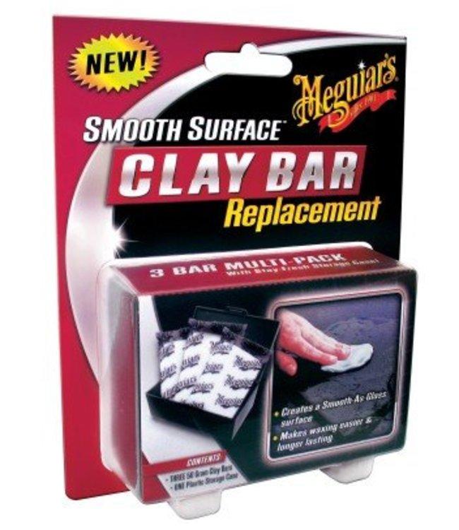 Meguiars Smooth Surface ReplacementClay Bar