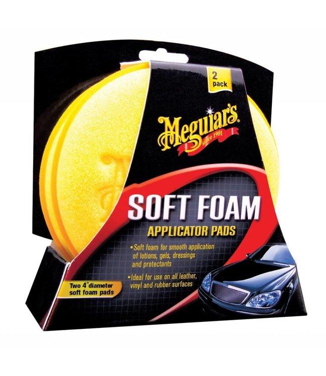 Meguiars Soft Foam Applicator Pads