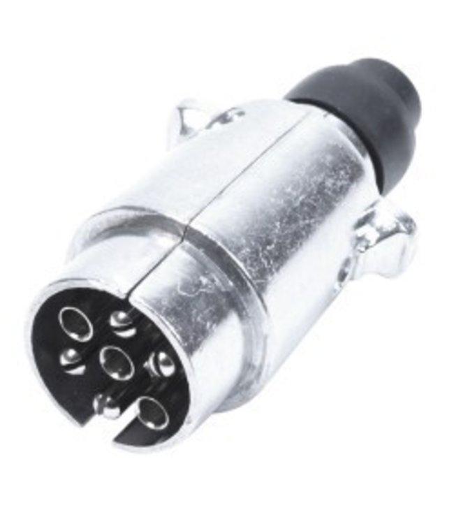 Carpoint Stekker 7-polig metaal