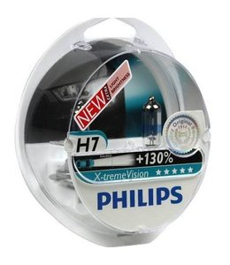 Philips H7 Xtreme Vision Set