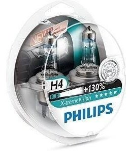 Philips H4 Xtreme Vision Set