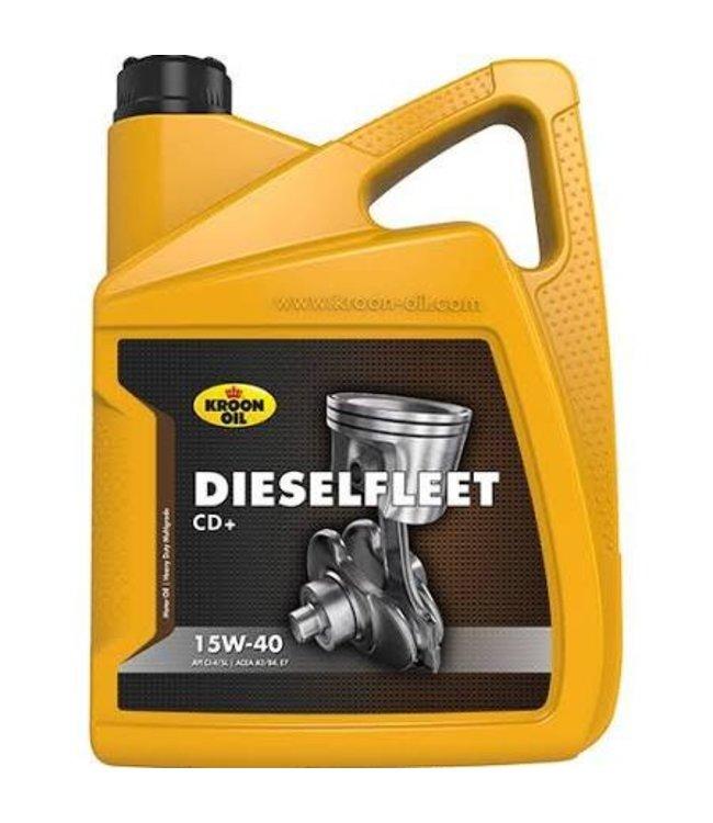 Kroon Oil Dieselfleet CD+ 15W-40 5L