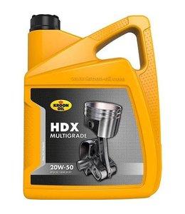 Kroon Oil HDX 20W-50 5L