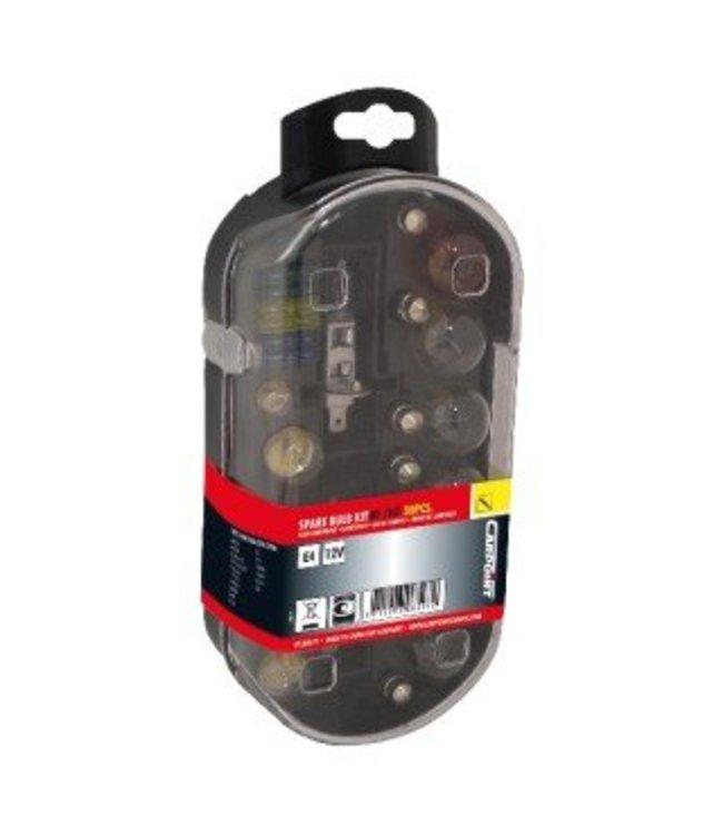 Carpoint Reservelampenset H1/H7 30-delig