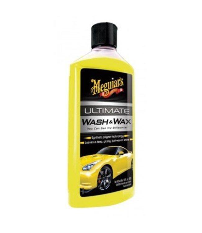 Meguiars Ultimate Wash & Wax - 473ml