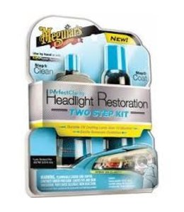 Meguiars Perfect Clarity Headlight Restoration Kit