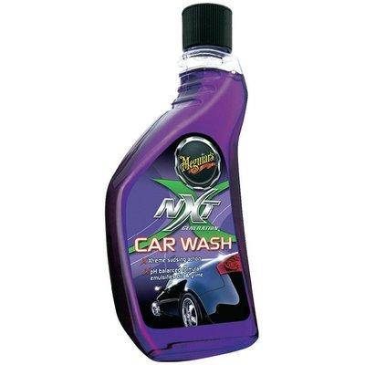 Wassen -Stap 1 van autolak stappenplan