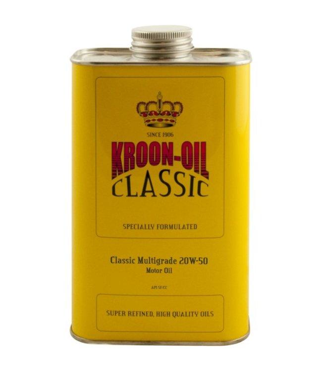 Kroon Oil Kroon Oil Classic Multigr 20W50