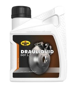 Kroon Oil Remvloeistof Drauliquid Dot 5.1 0,5L