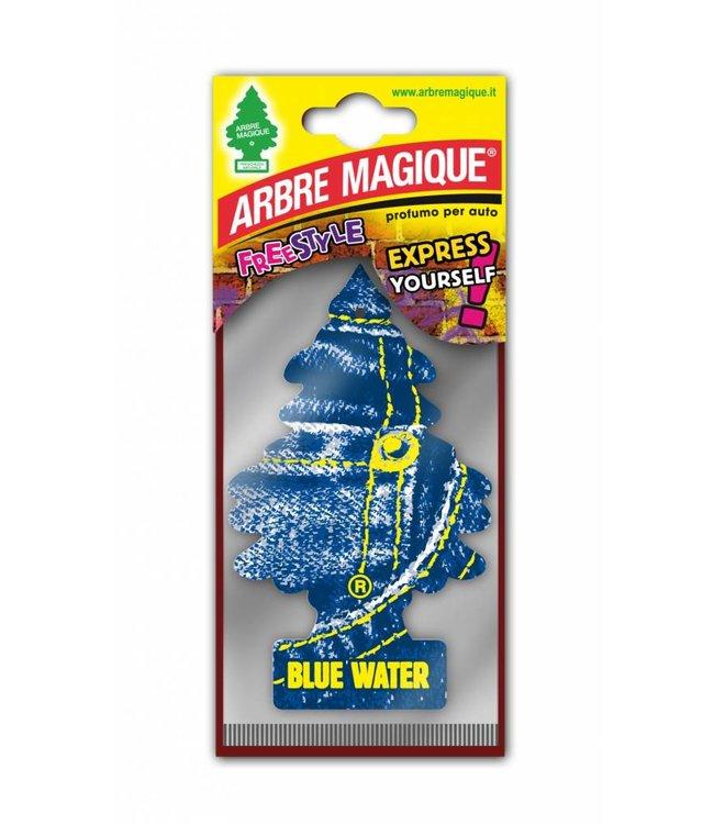 Arbre Magique Blue Water