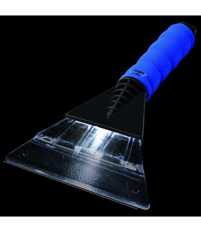 Merkloos IJskrabber met LED verlichting