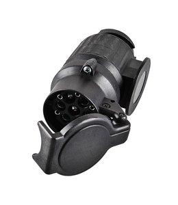 Merkloos Adapter van type Jaeger naar type Multicon West 13-polig