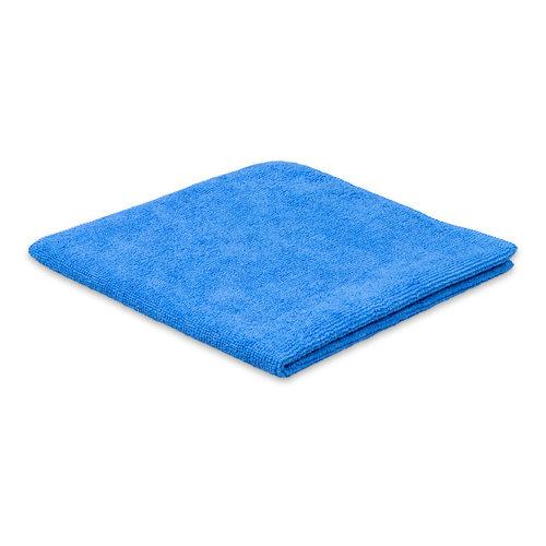 Huismerk Microvezeldoek blauw