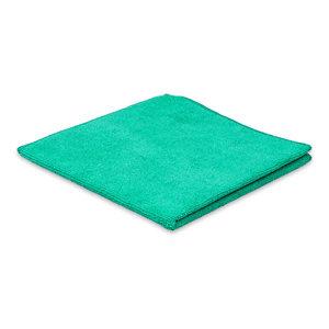 Huismerk Microvezeldoek groen