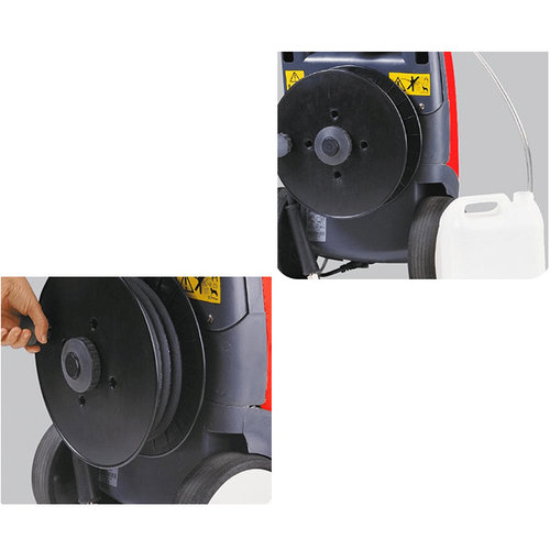 Tron Hogedrukreiniger Idrotron 200 FT koudwater