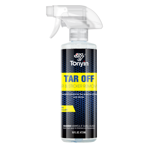 Tonyin Tar Off Tar & Sticker Remover