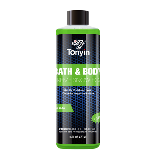 Tonyin Bath & Body Extreme Snow Foam