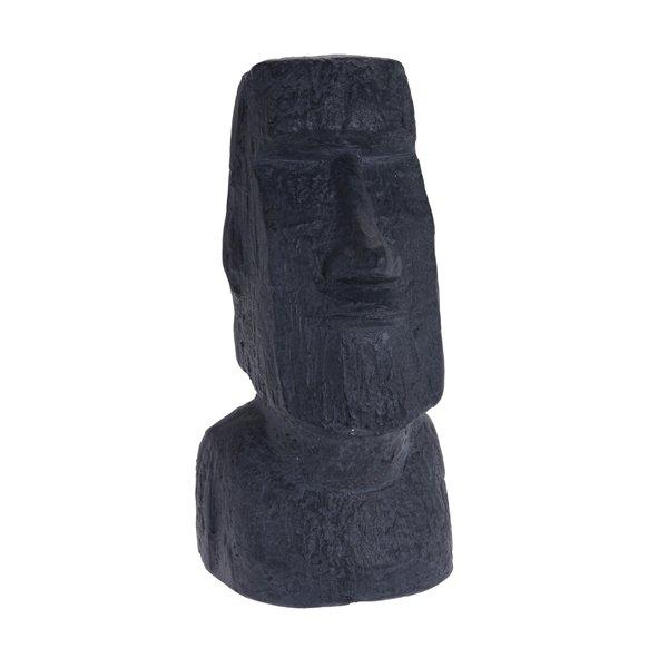 Paashoofd / Moai 78 cm (antraciet)