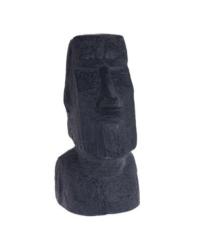 Paashoofd / Moai 55 cm (antraciet)