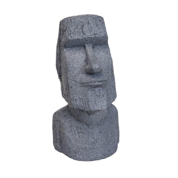 Paashoofd / Moai 40 cm (grijs)