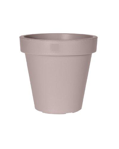 Bloempot 60 cm crème