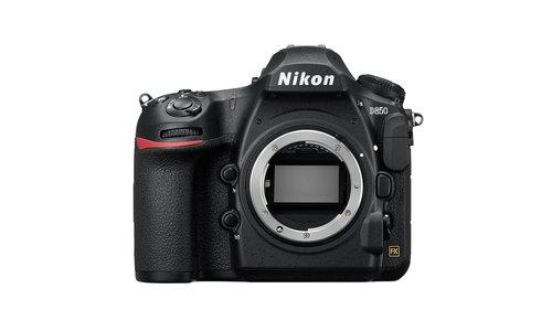 Nikon body's
