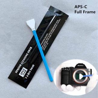 Overig 10x Sensor cleaning swab voor full-frame en APS-C (DRY)