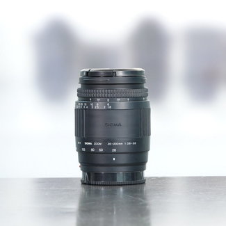 SIGMA Sigma 28-200mm  Sony A-mount (3077)