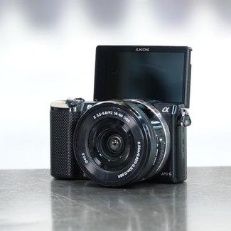 Sony Sony a5000 + 16-50mm 3.5-5.6 PZ OSS nr. 3089