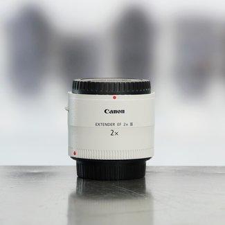 Canon Canon 2.0x III EF Extender Teleconverter nr. 3203