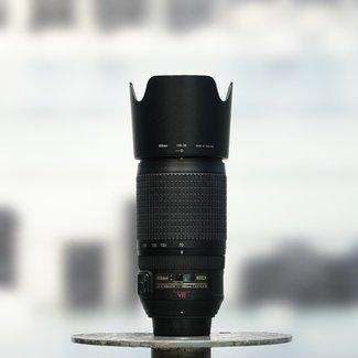 Canon Nikon 70-300mm 4.5-5.6 G ED VR AF-S nr. 3391