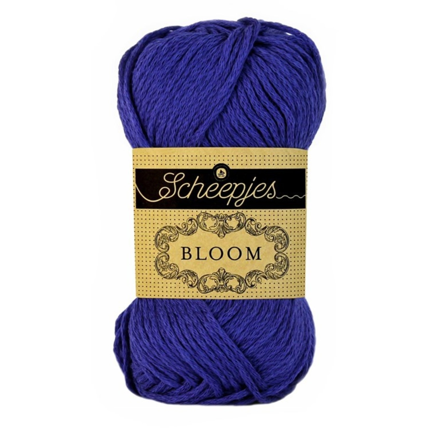 Scheepjes Scheepjes Bloom Kleur 402 French Lavender 1 bol = 50 gr. = 80 m.