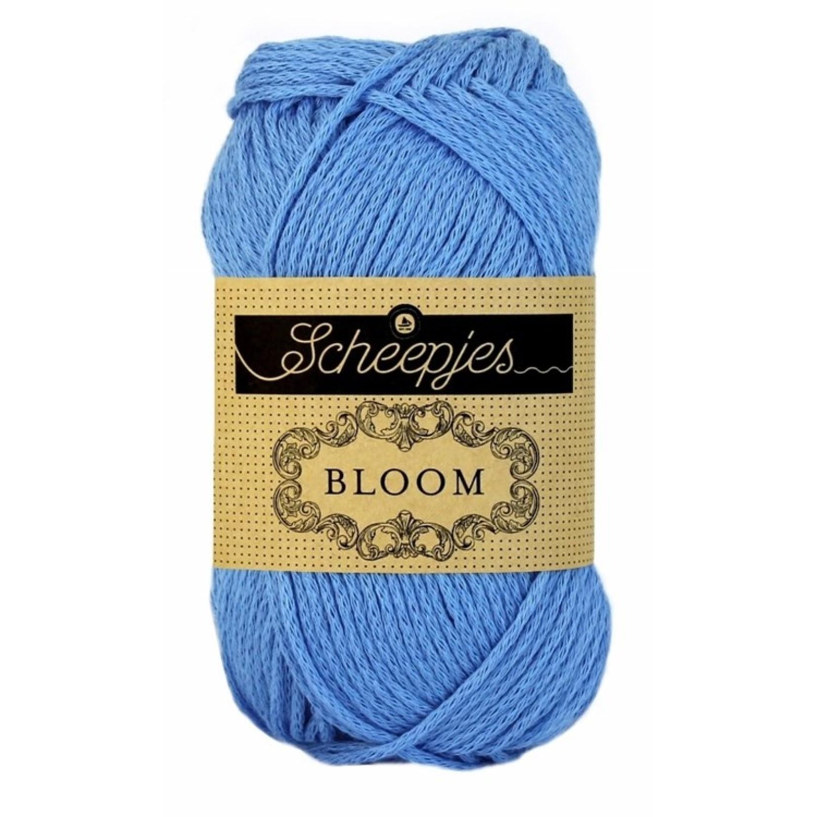 Scheepjes Scheepjes Bloom Kleur 418 Hydrangea - 1 bol = 50 gr. = 80 m.