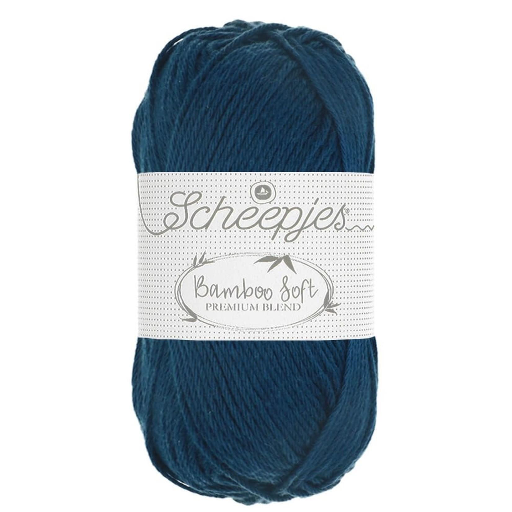 Scheepjes Scheepjes Bamboo Soft kleur 253 Blue Opal 50 gram