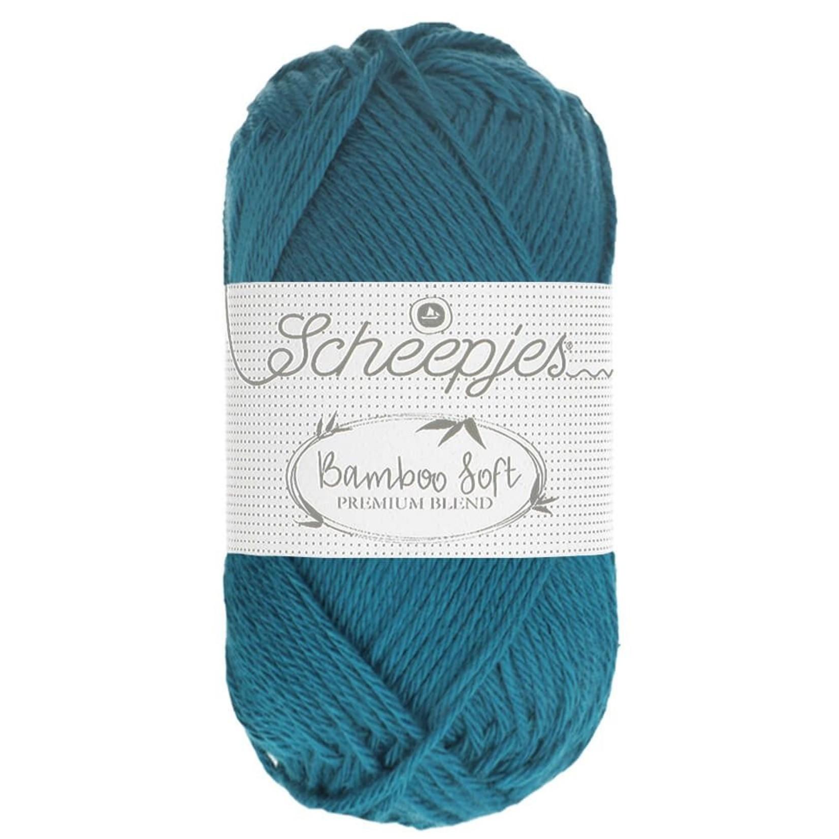 Scheepjes Scheepjes Bamboo Soft kleur 255 Celestial Blue  50 gram