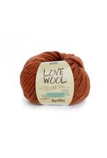 Katia Katia - Love Wool - kleur 114 - Medium oranje - 100 gr. = 50 m.