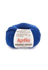 Katia Katia - Merino Sport - 40 Nachtblauw - 50 gr.