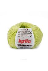 Katia Katia Merino Baby - 14 pistache - 50 gr. = 165 m.