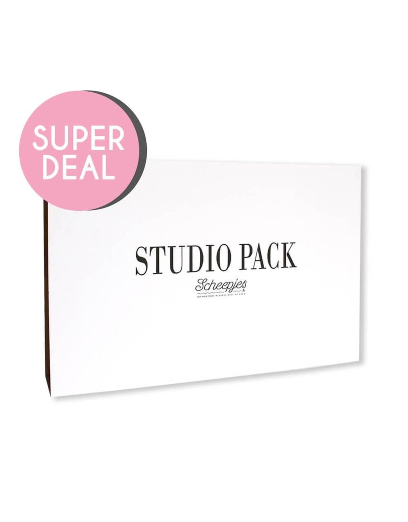 Scheepjes Scheepjes Studio Pack Catona 109x10 gr.