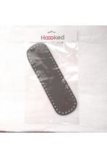 Hoooked Hoooked TASSENBODEM BRUIN 32 cm x 10 cm