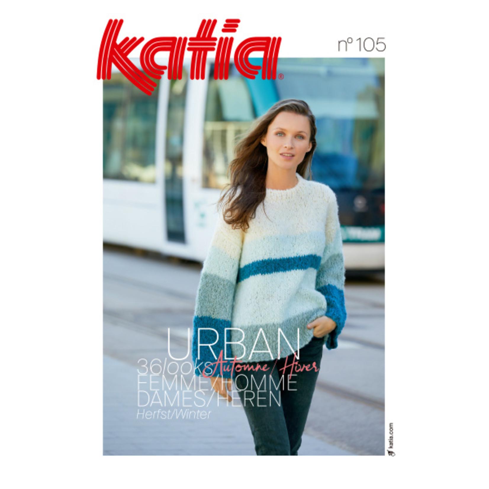 Katia Katia Urban 105 patronenboek