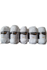 SMC SMC Catania kleur 106 wit bundel 5 x 50 gr.