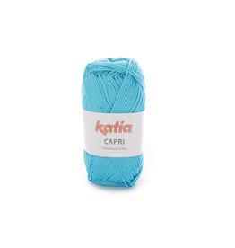 Katia Katia Capri - 101 Turquoise - 50 gr.