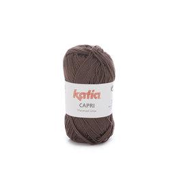 Katia Katia Capri - 127 Donker bruin - 50 gr.