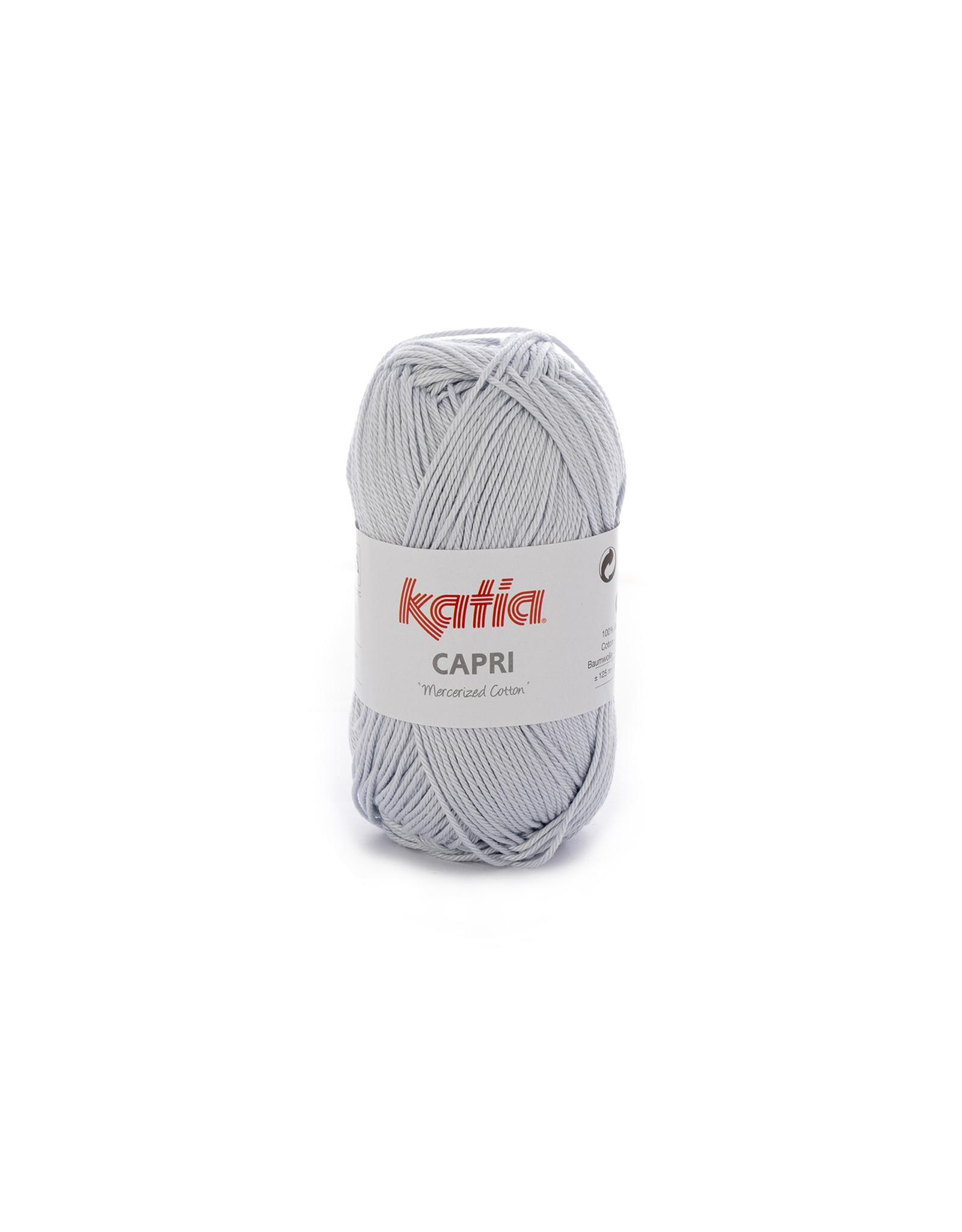 Katia Katia Capri - kleur 157 Parelwit - 50 gr. = 125 m. - 100% katoen