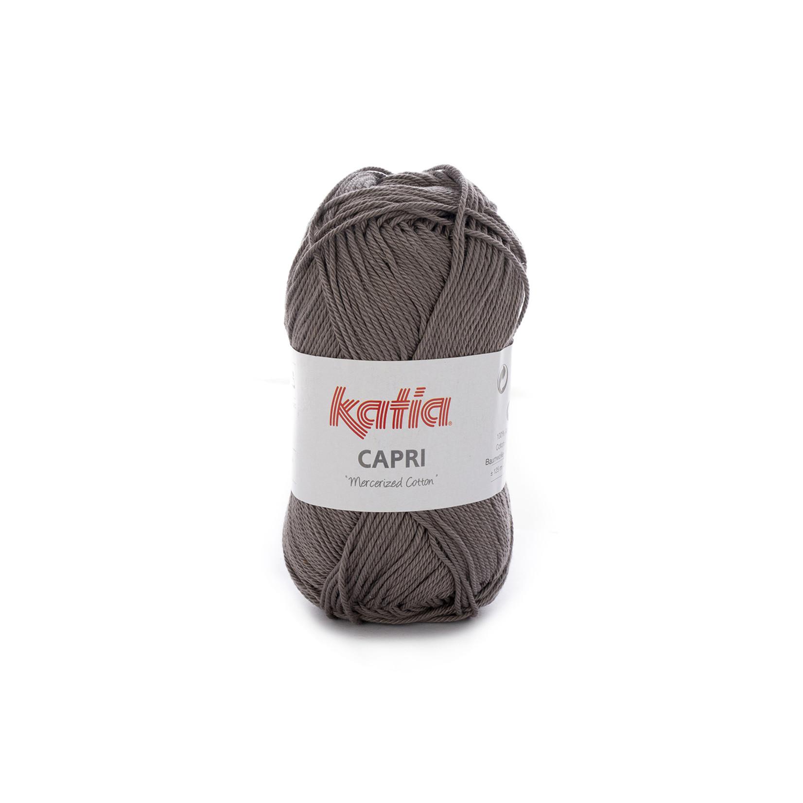 Katia Katia Capri - kleur 163 Reebruin - 50 gr. = 125 m. - 100% katoen